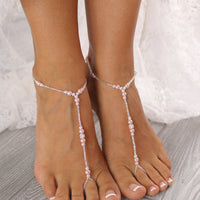 Beach-Wedding-Barefoot-Sandals-Pearl-Foot-Jewelry-Beaded-Footless-Sandals