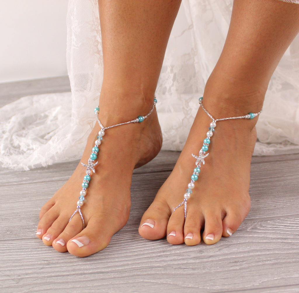 something-blue-wedding-barefoot-sandals-starfish-barefoot-sandals-cheap-barefoot-sandals