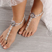 wedding-barefoot-sandals-vintage-foot-jewelry-beach-wedding-sandals-barefoot-shoes