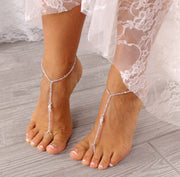 barefoot sandal women foot jewelry