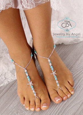 barefoot-sandal-wedding-barefoot-sandals-starfish-foot-jewelry-beach-wedding-sandals