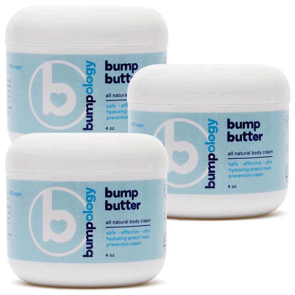 Bump Butter -  3 Pack