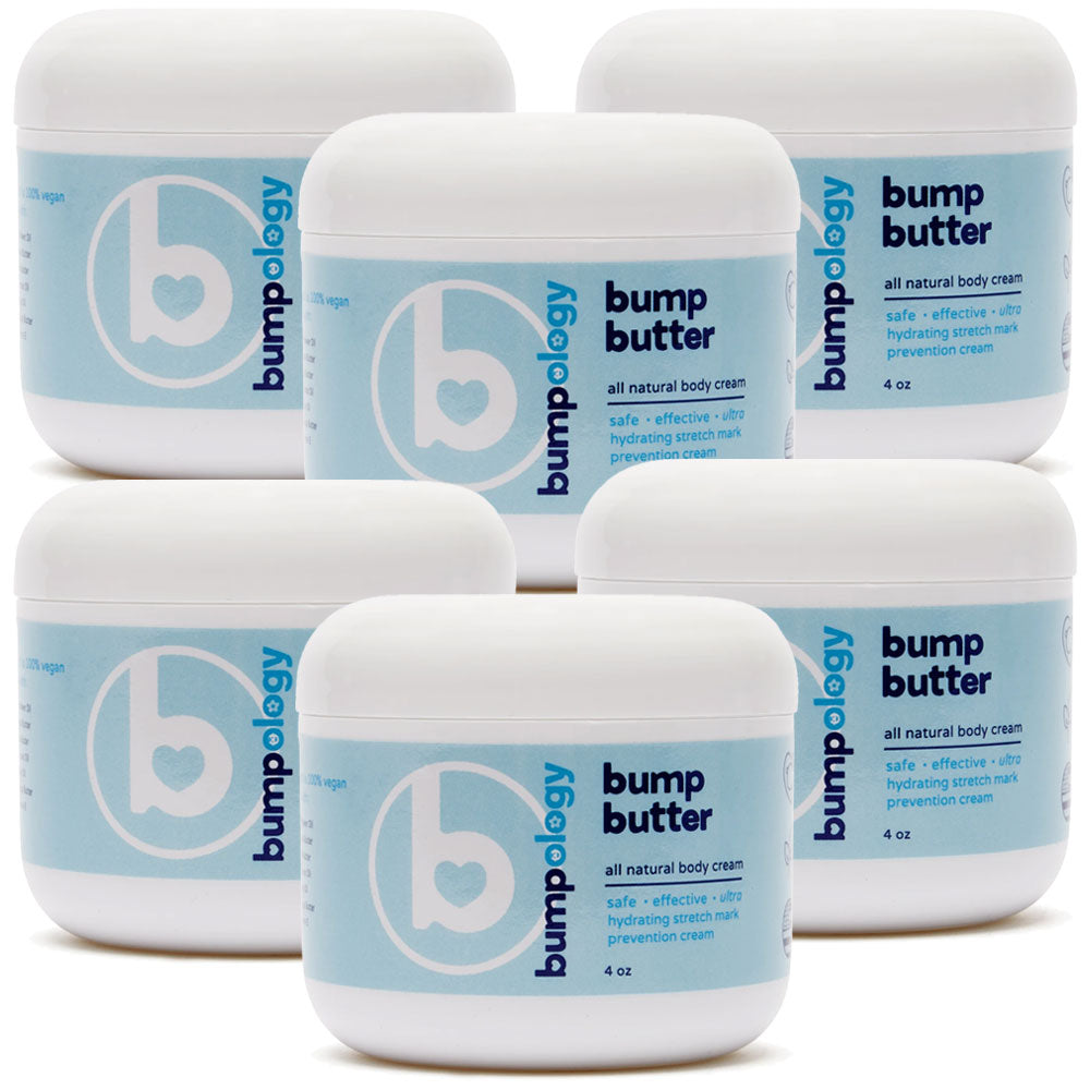 Bump Butter - 6 Pack