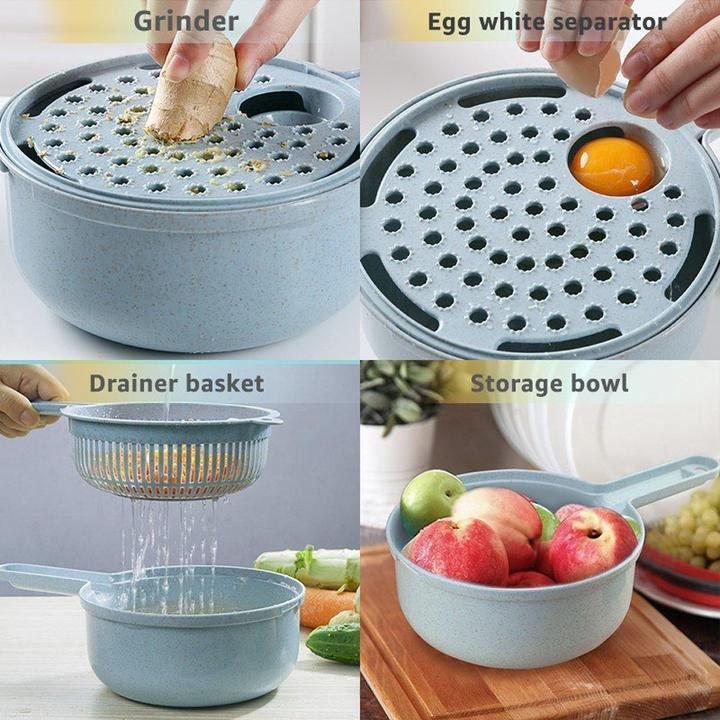 Multifunctional Easy Food Chopper