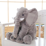 Adorable Elephant Plush Toy Pillow