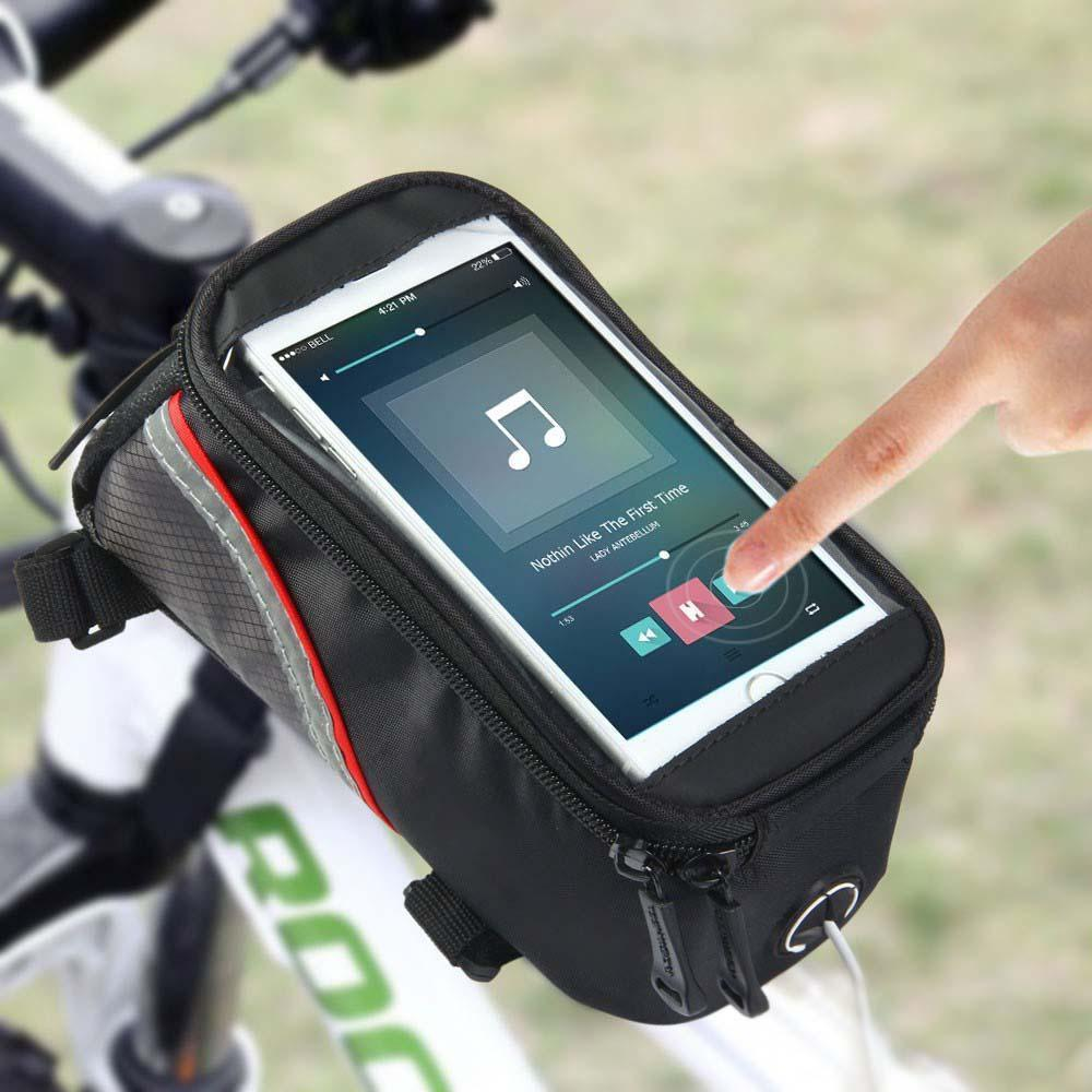 Bike Bag With Screen Touch