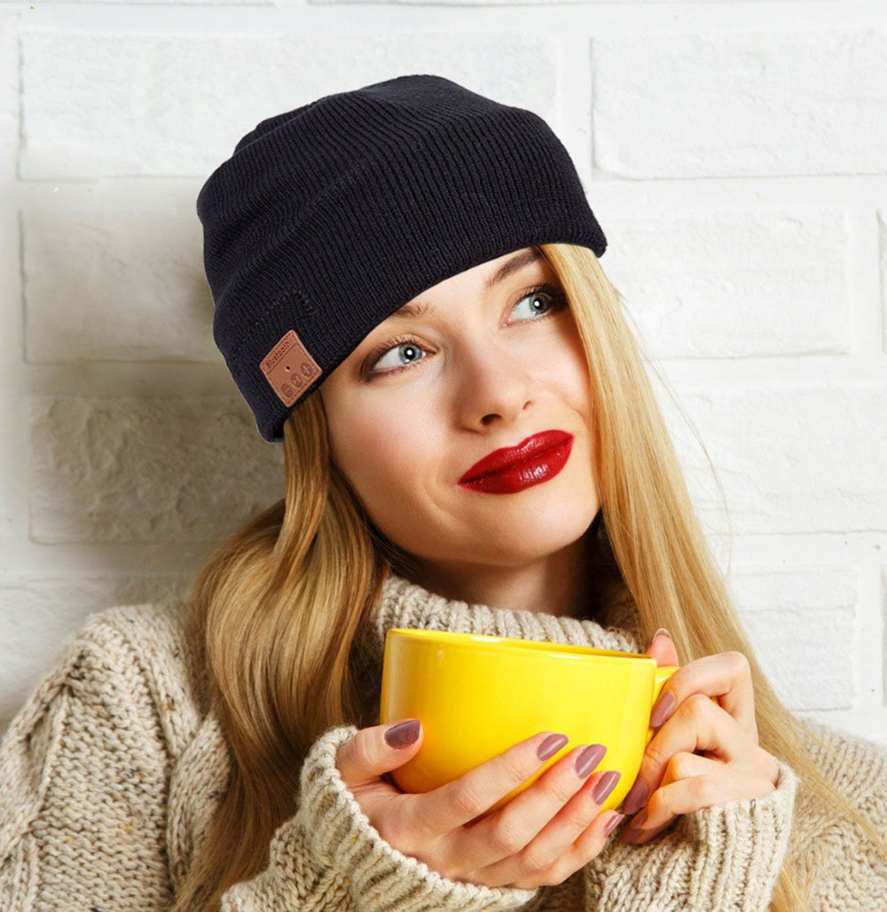 Hands-free Wireless Bluetooth Music Beanie🎅⛄