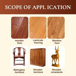 100% Natural Wood Restoration Beeswax