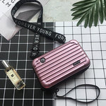 Fashionable Nano Carry-On Suitcase