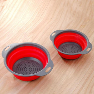 Folding Leachate Basket(2 pieces)