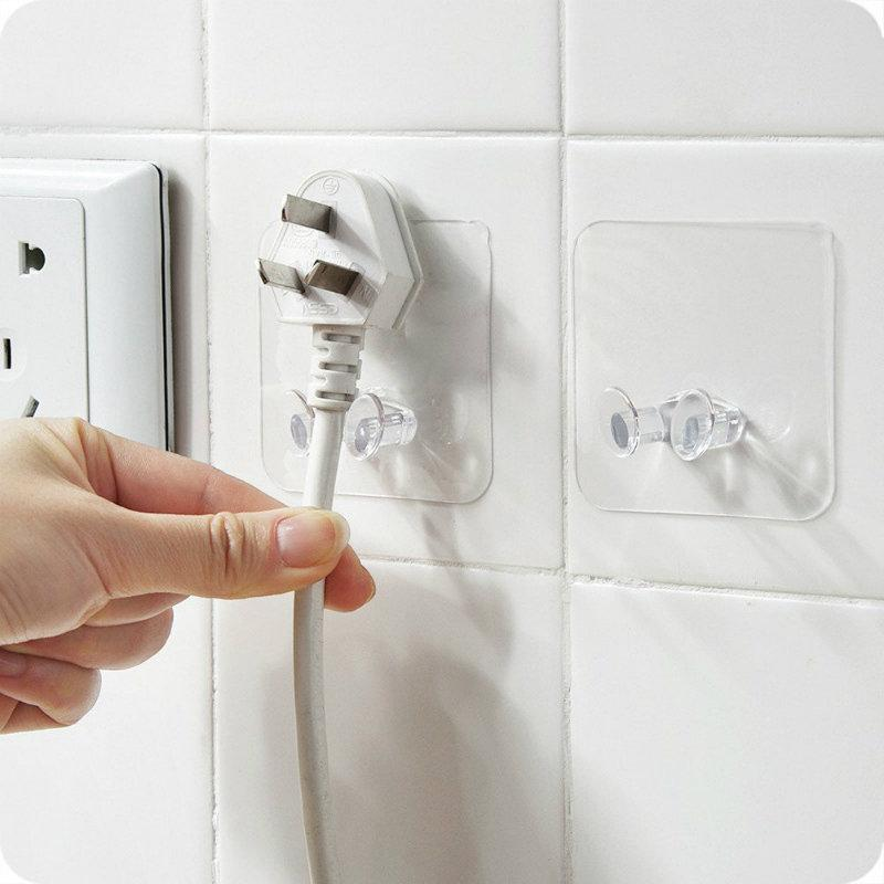 Multi-Purpose Adhesive Hook(5 pieces)