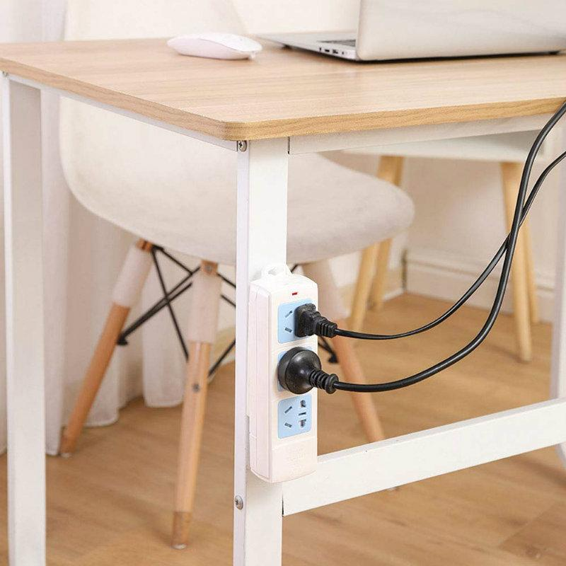 Self-Adhesive Power Strip Wall Mount
