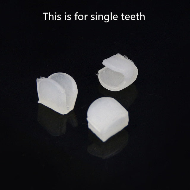Hypo Allergenic Molding Fixing Bars 2 PCS Reusable Silicone for GRILLZ  JSN - Simply IcedOut