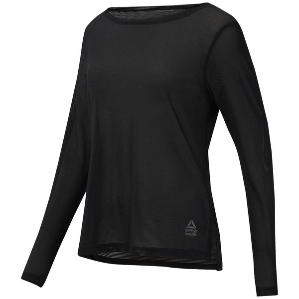 CrossFit Jacquard Long Sleeve Top