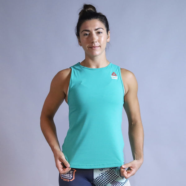 CrossFit AC + Cotton Tank