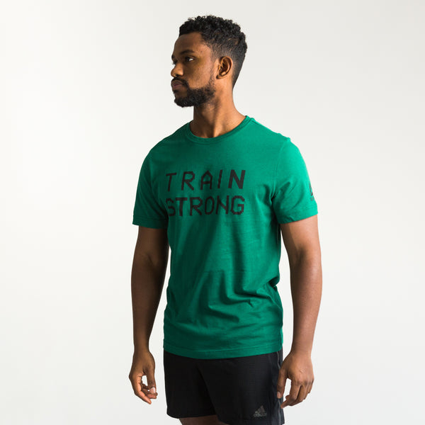 Graphic Series Train Strong Tee