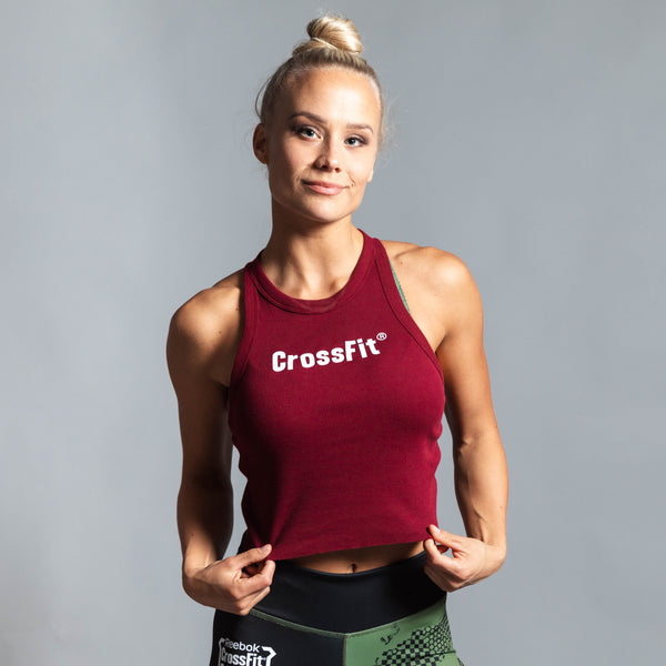 CrossFit Crop Top