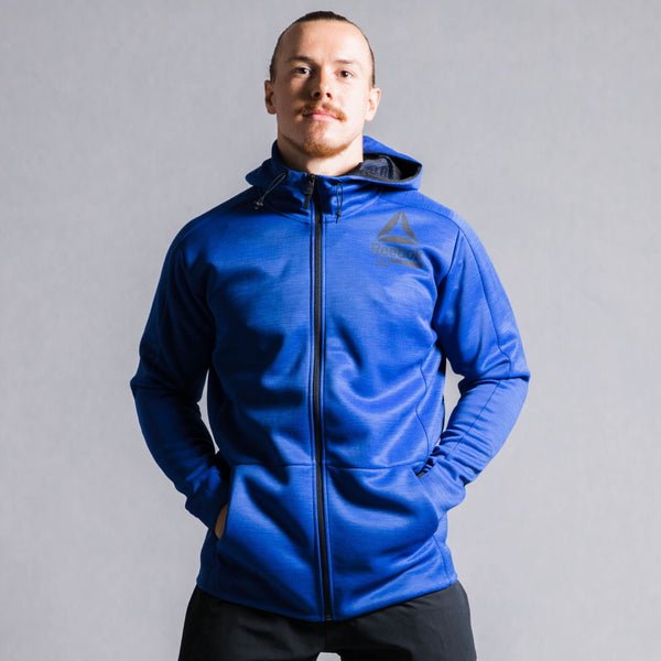 One Series Spacer Full Zip Hoodie