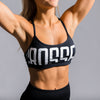 CrossFit Skinny Graphic Bra