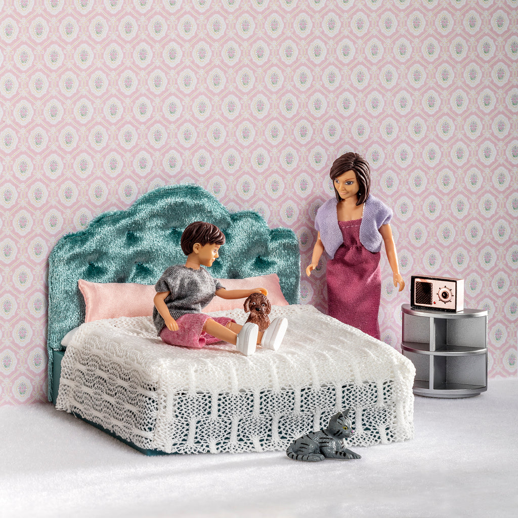 Lundby Bedroom Set