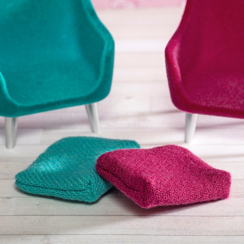 Lundby Armchair Set