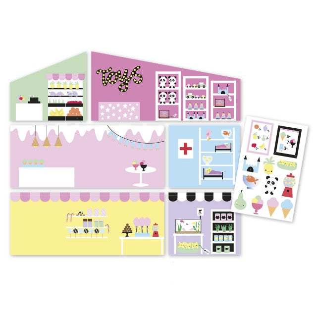 Creative Wall Set - Shop