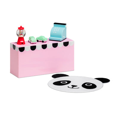 Lundby Shopping Counter and Cash Register