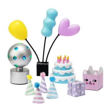 Lundby Party Accessory Set - JUST 6 LEFT!