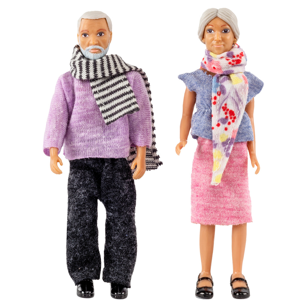 Grandparent Dolls - JUST 1 AVAIL