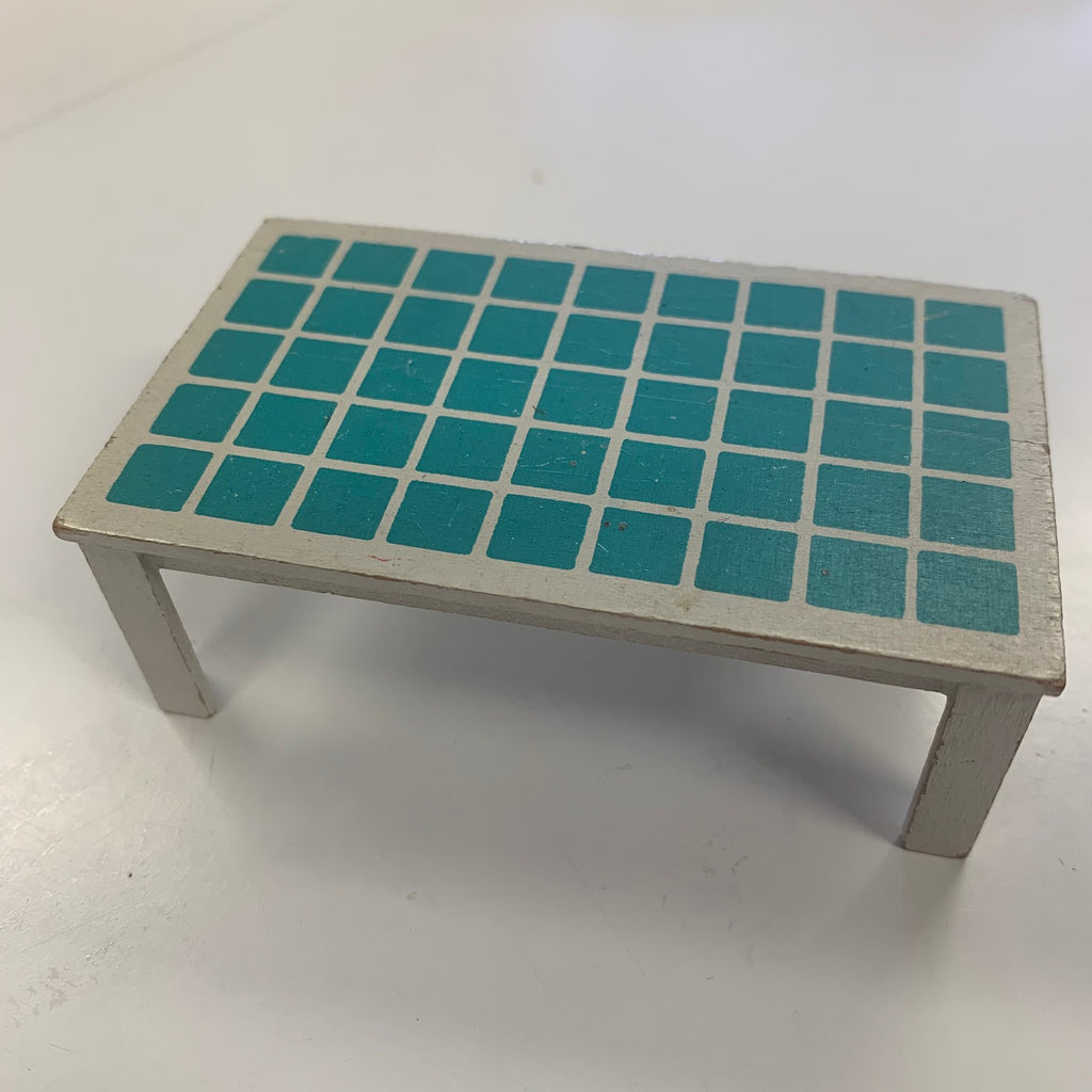 Lundby Funky Coffee Table circa 1970s