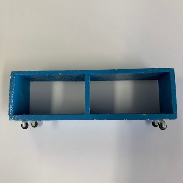 Lundby - Blue Bookcase