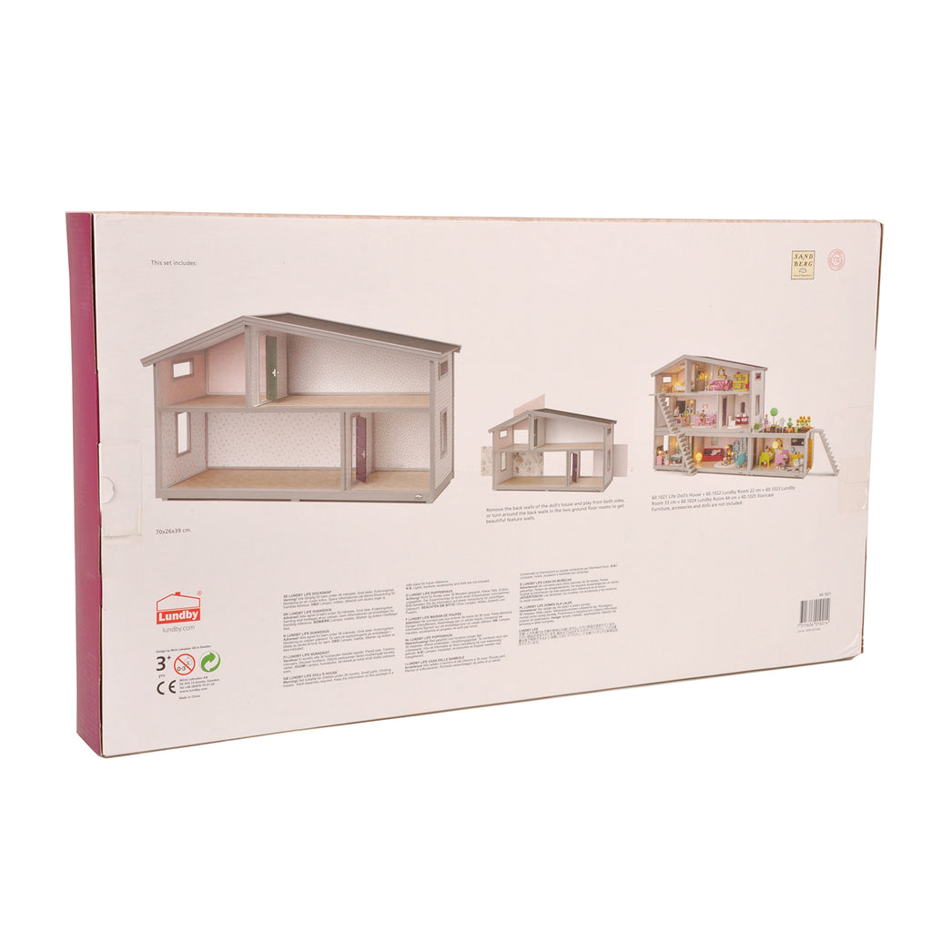 Lundby Life Doll's House