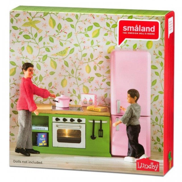 Småland Cooker + Fridge
