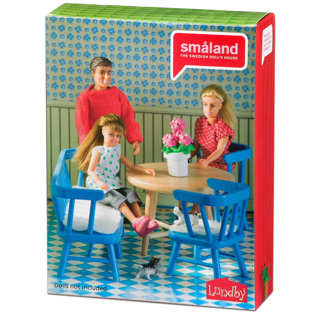 Småland Kitchen Furniture Set, Blue