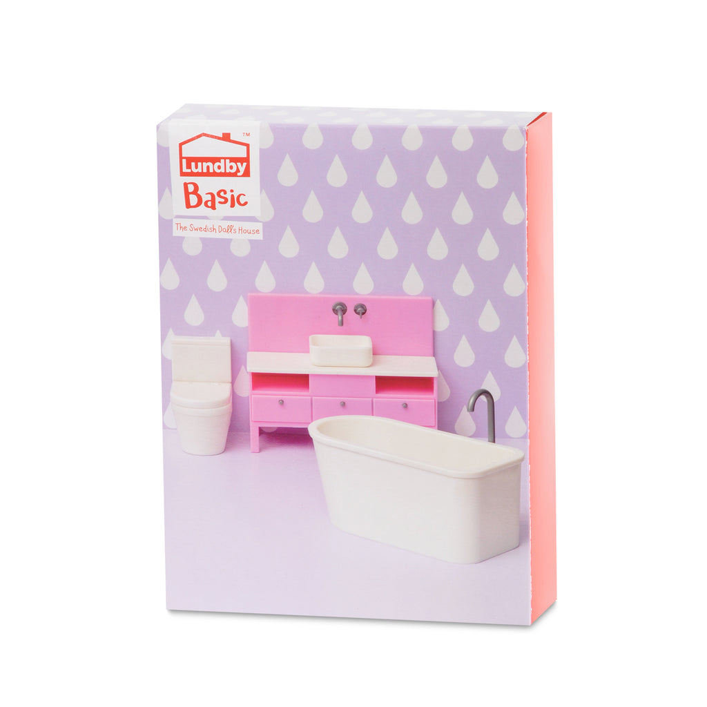 Basic Bathroom Set