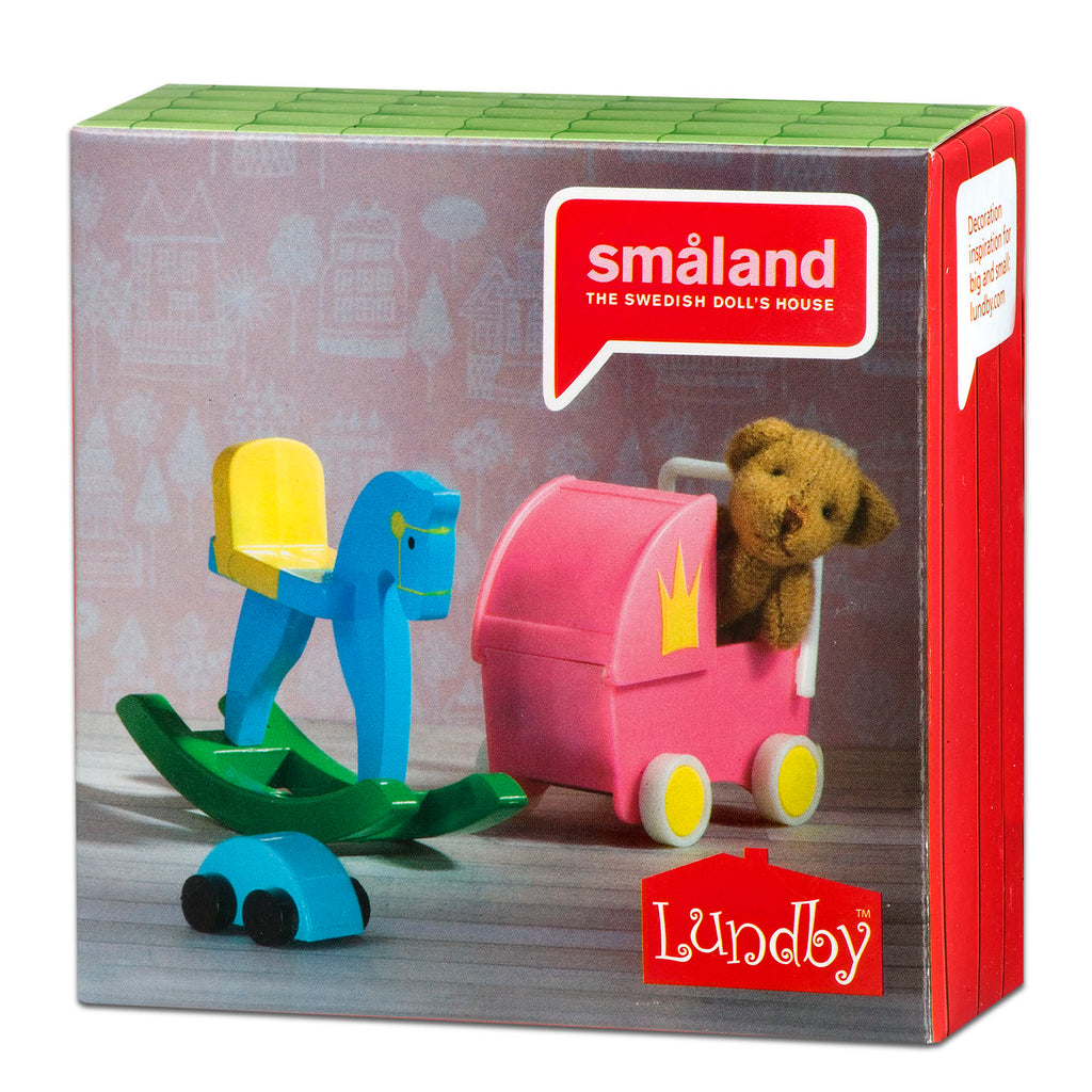 Småland Toy Set