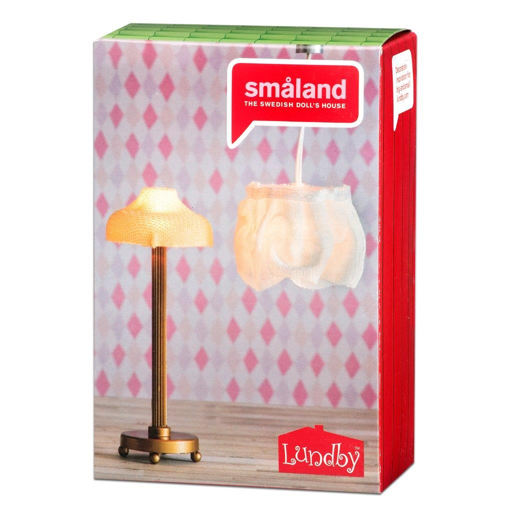 Småland Lamp Set 2: Floor & Ceiling Lamps