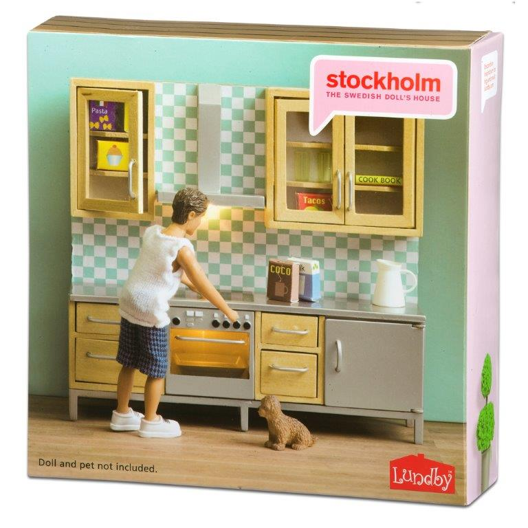 Stockholm Kitchen Set (lights up)