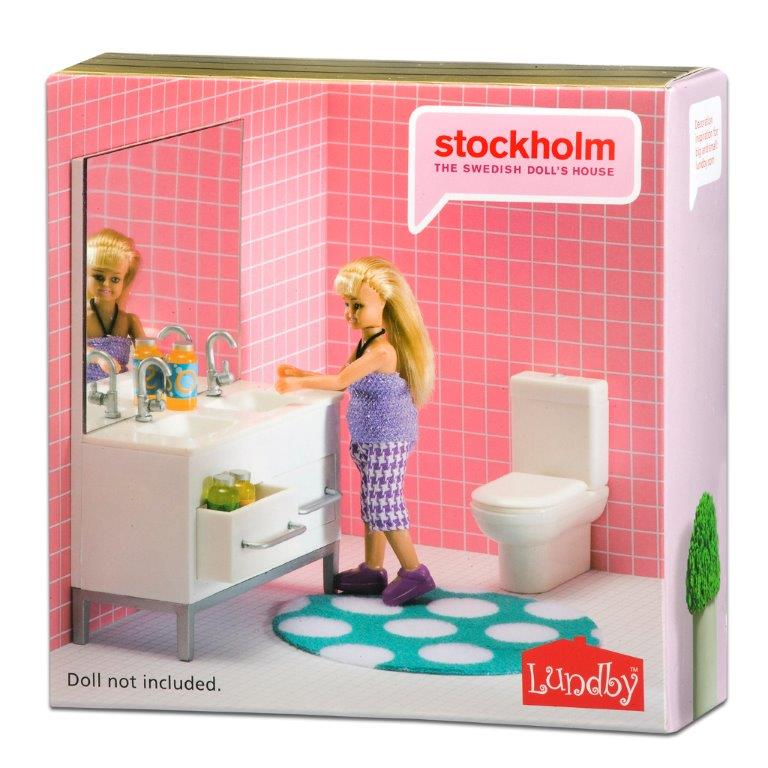 Stockholm Bathroom Set