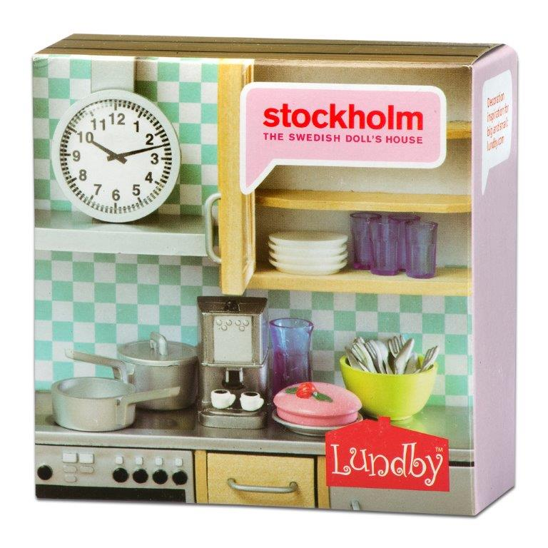Stockholm Kitchen Accessories