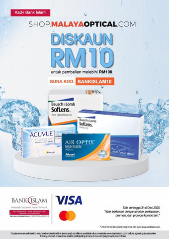 Bank Islam Malaya Optical