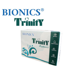 Bionics Trinity Aspheric Monthly 2 Lenses Large