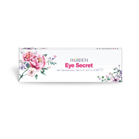 1-Day Eye Secret Color Lens 10 Lenses