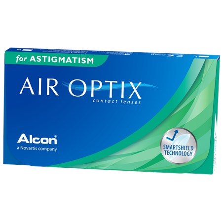 Air Optix Toric Monthly 3 Lenses Large