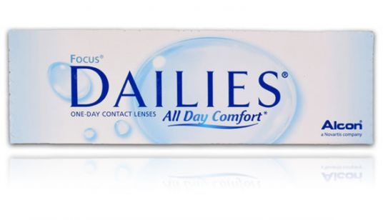 Focus Dailies All Day Comfort 30 Lenses Large