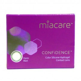 MiaCare Confidence Color (Monthly) 2 Lenses