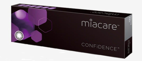 1-Day MiaCare Confidence Color 2-Tones 10 Lenses Large