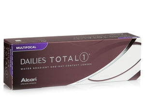Dailies Total 1 Mutifocal 30 Lenses Large