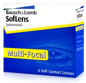 SofLens Multifocal 6 Lenses