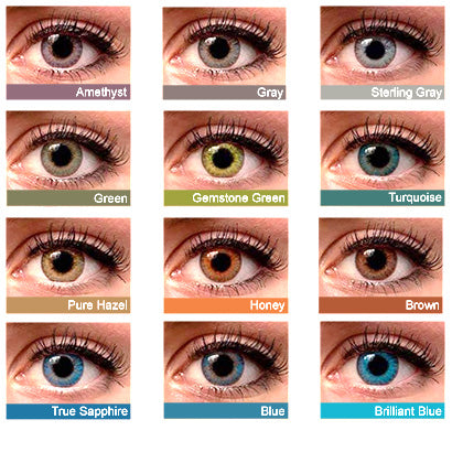 FreshLook Colorblends Monthly 2 Lenses